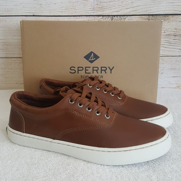 New Sperry Top Sider Cutter Cvo Leather
